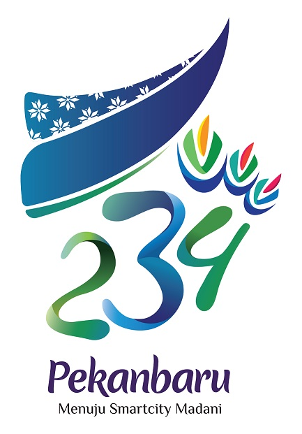 Logo Hari Jadi Pekanbaru ke-234