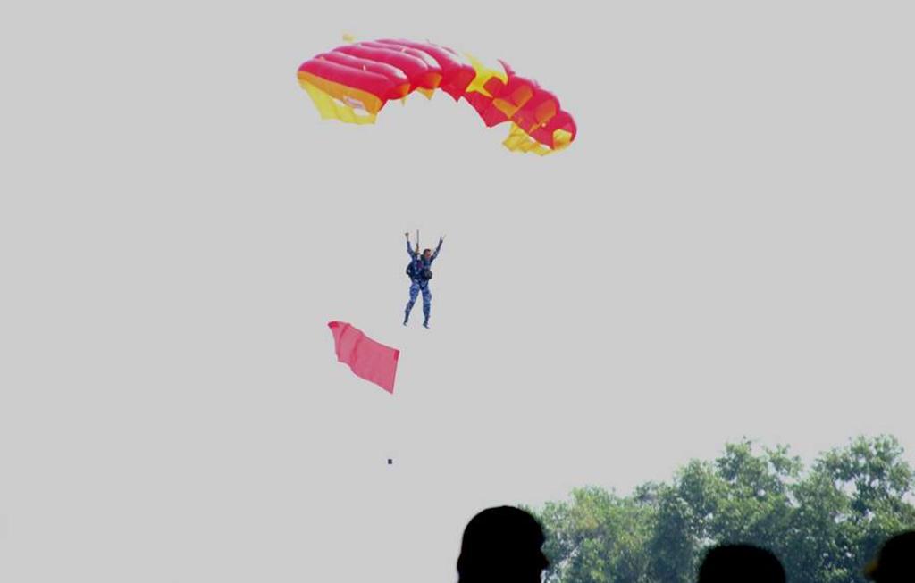 Riau Dirgantara Expo 2018