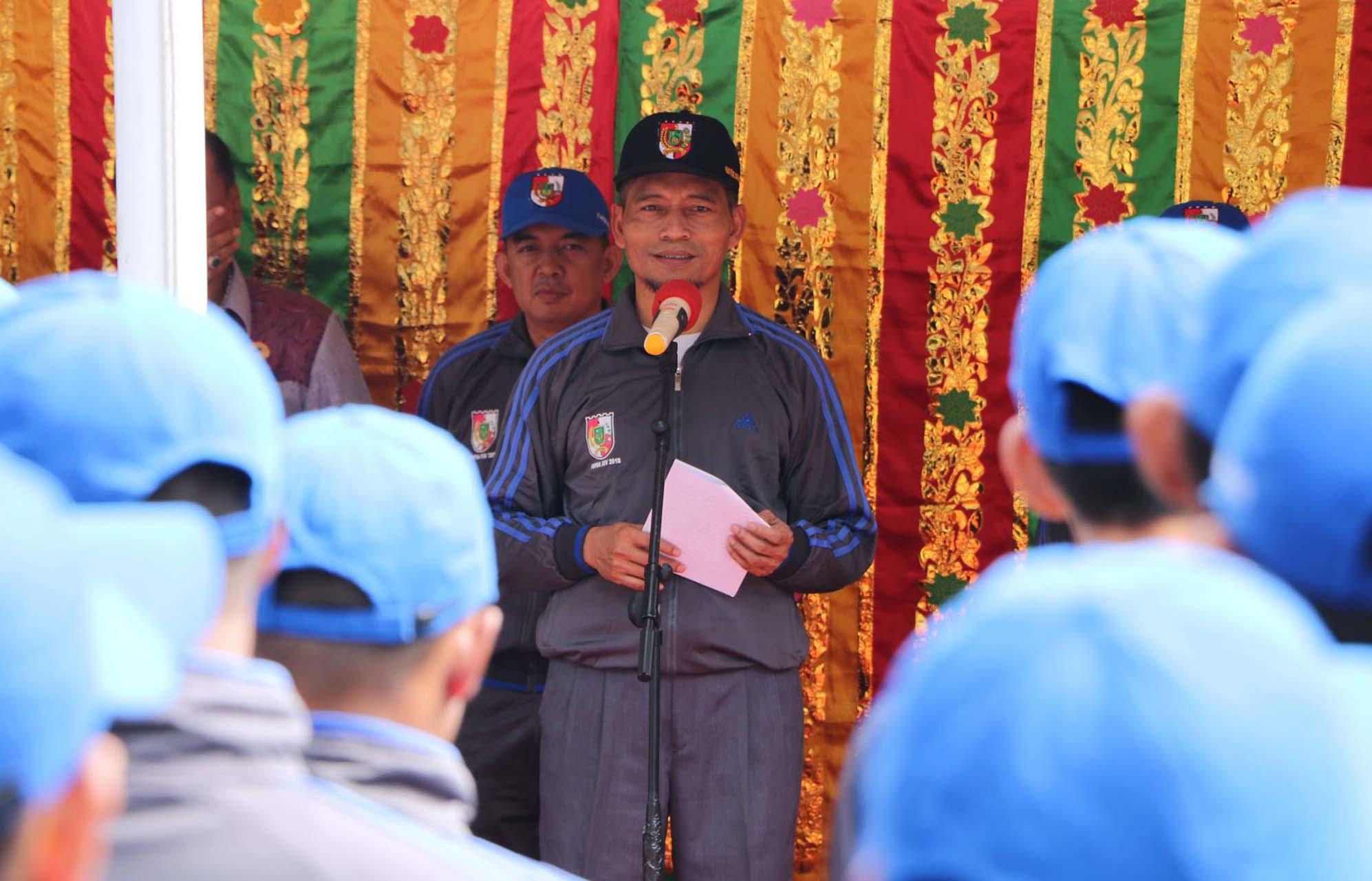 Pekan Olahraga Pelajar (Popda) XIV Kota Pekanbaru