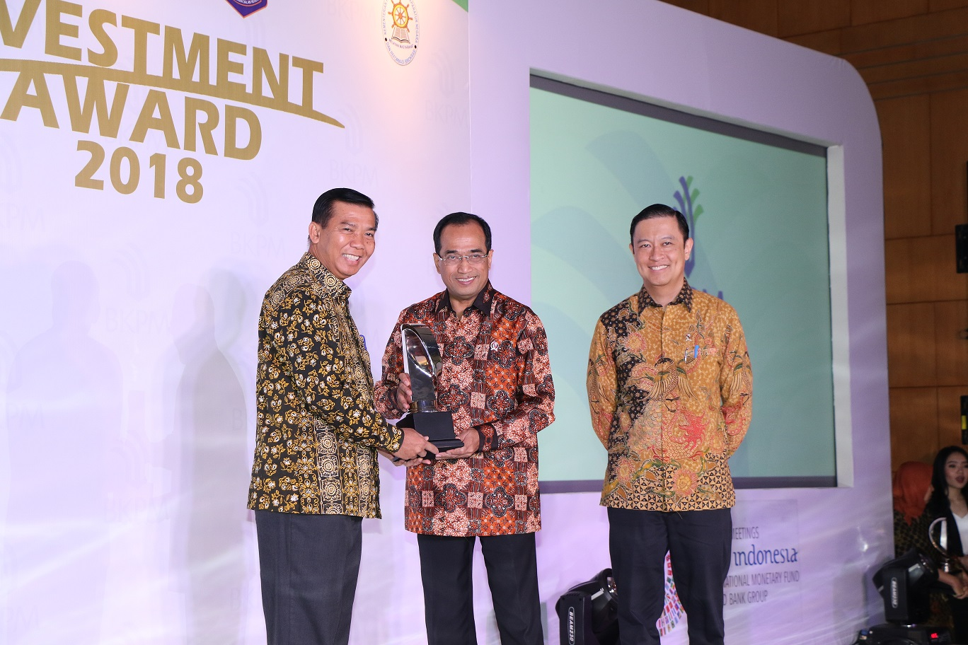 Investment Award 2018