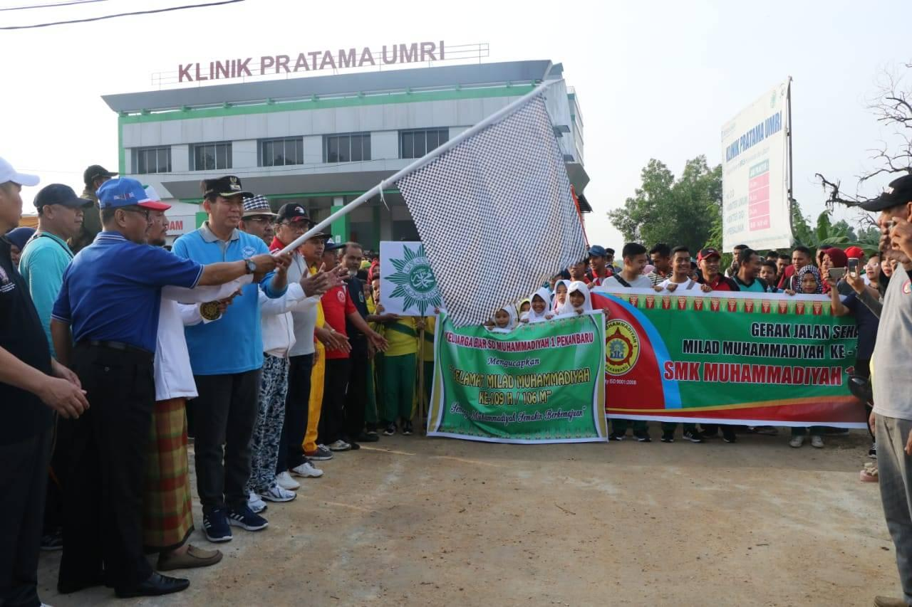 Gerak Jalan Sehat Muhammadiyah