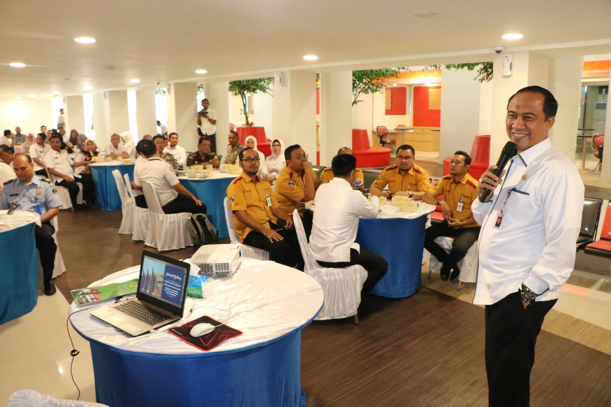 Mal Pelayanan Publik Kota Pekanbaru akan di launching