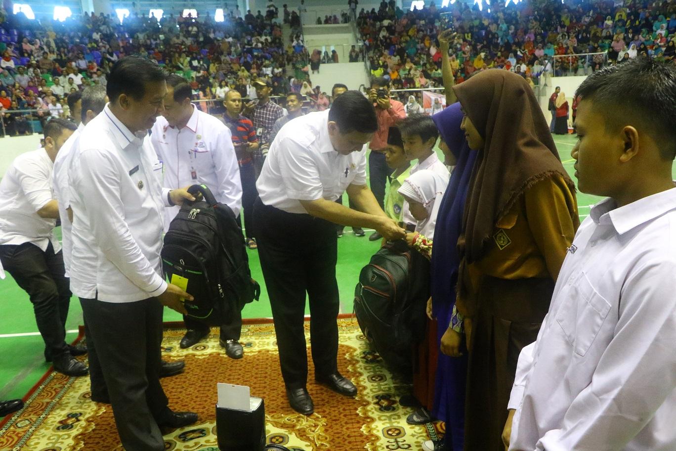 Kunjungan Kerja Menko Kemaritiman ke Kota Pekanbaru