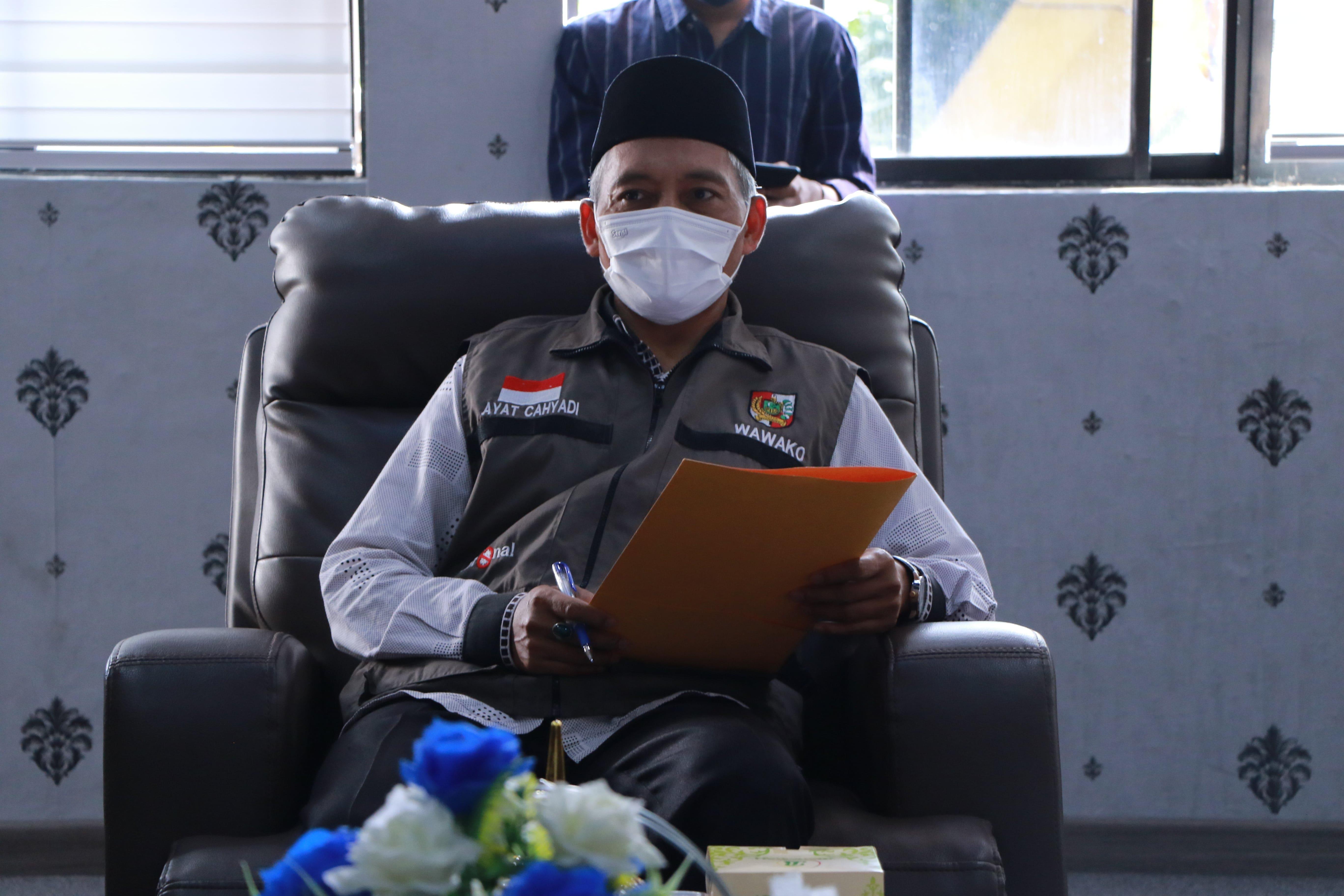 Supervisi dan Koordinasi Ke KPA Kota Pekanbaru Pelaksanaan Program Pencegahan Penanggulangan HIV AIDS di Provinsi Riau