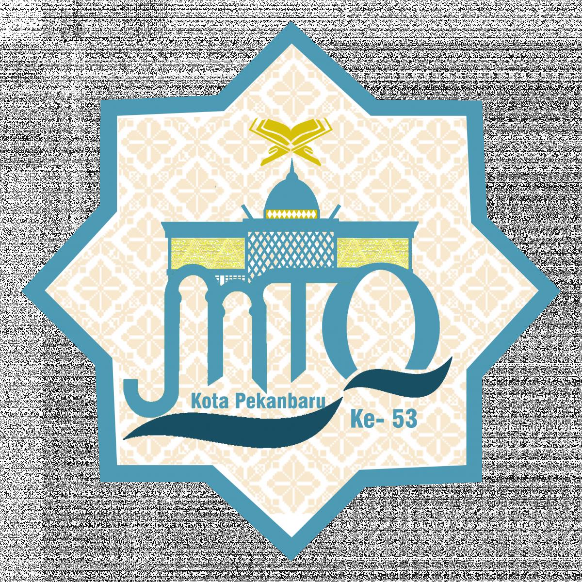 Logo dan Tema MTQ Kota Pekanbaru ke 53 Tahun 2021 ...