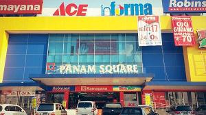 Image : Panam Square