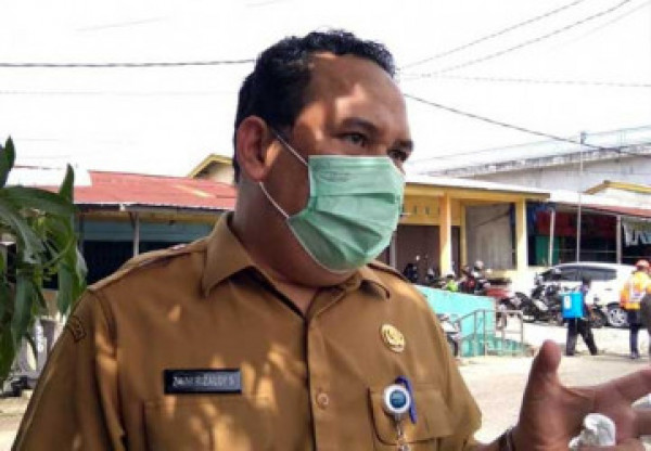 Mayoritas Penerima Vaksin Covid-19 Tahap II di Kota Pekanbaru Adalah Lansia