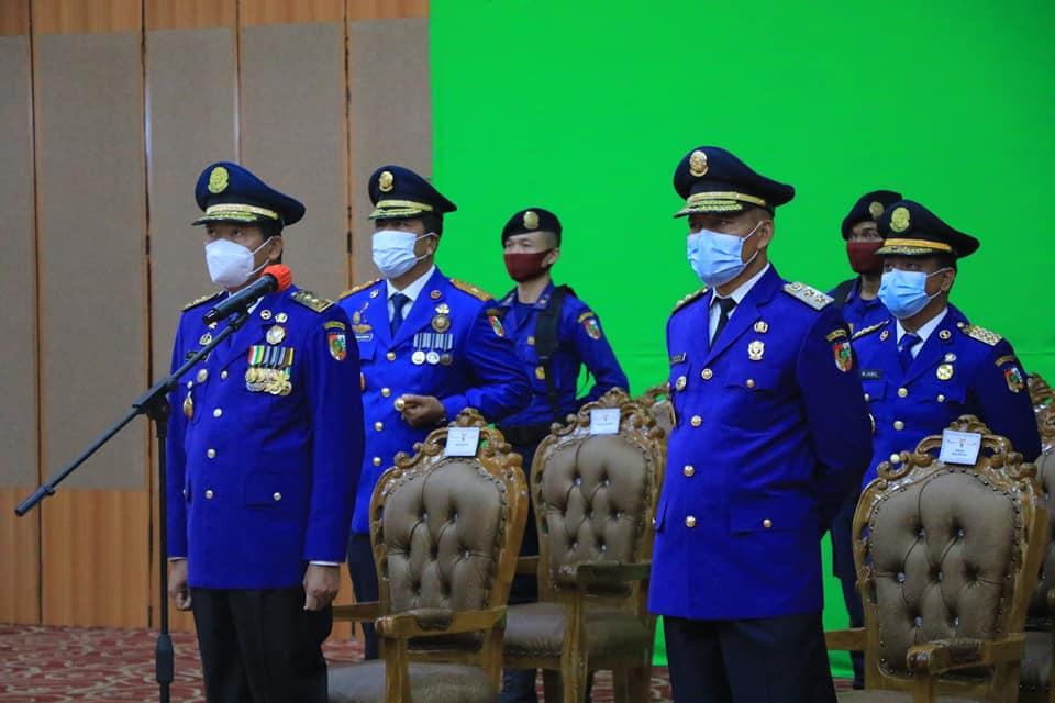 DPKP Terus Tingkatkan Skil Personel Atasi Kebakaran