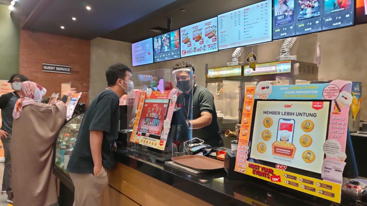 Pengelola Bioskop di Pekanbaru Turunkan Harga Tiket