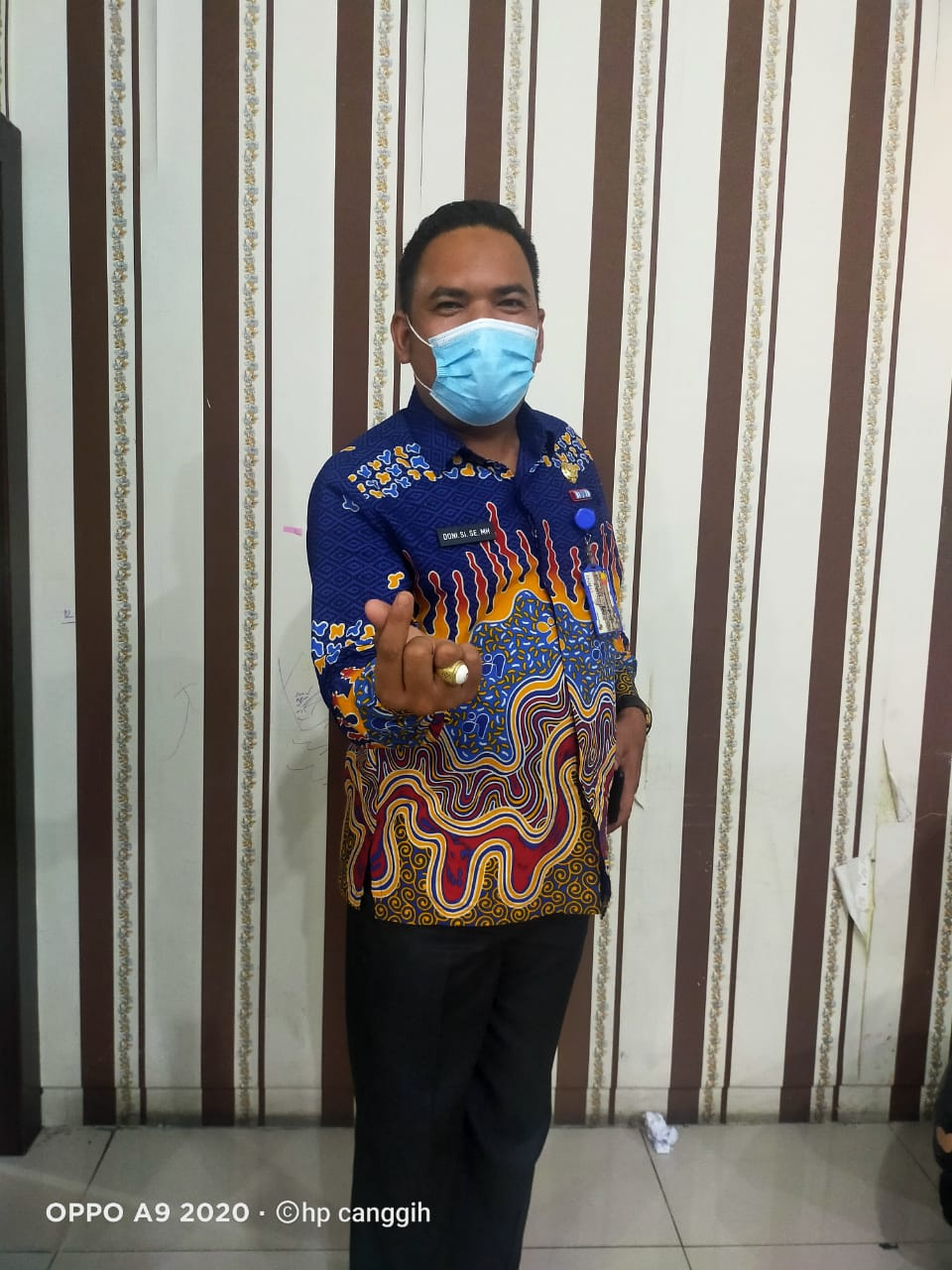 Ribuan Kader Lakukan Pendataan Keluarga Tahun 2021 di Pekanbaru