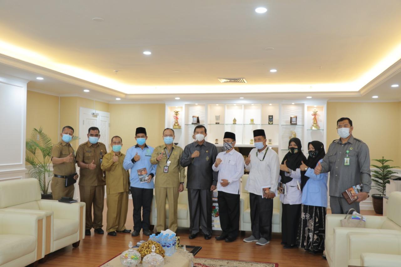 Walikota : BKPRMI Harus Bangkitkan Semangat Remaja  Pekanbaru