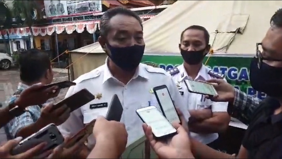 Image : Pemko Pekanbaru Terus Gesa Penataan PKL