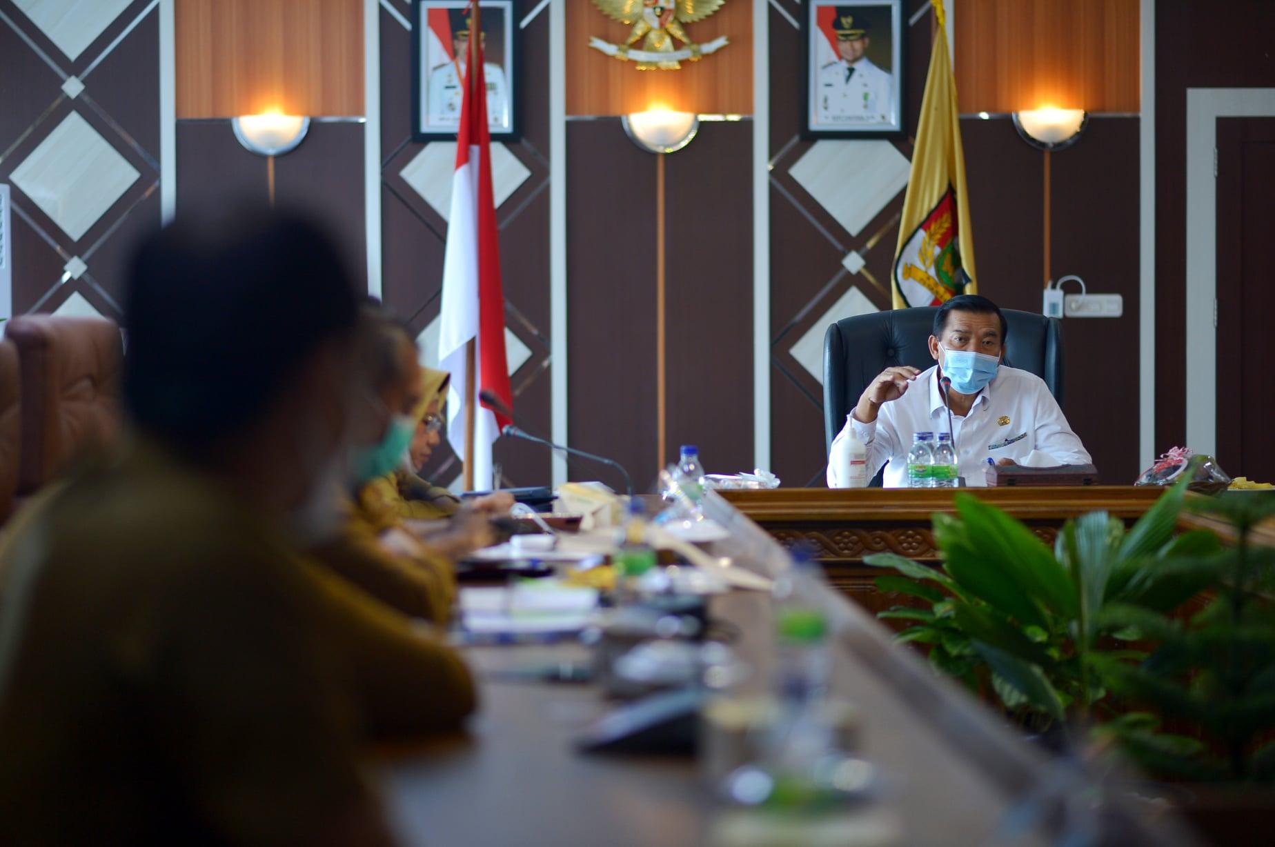 Image : Pemko Bakal Buka Assesment Jabatan Kepala DLHK