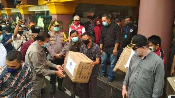 Image : Pemko akan Kembali Salurkan 30.000 Paket Sembako