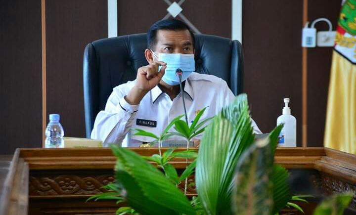 Wali Kota Sebut Belajar Tatap Muka Aman Digelar Jika Pekanbaru PPKM Level 2