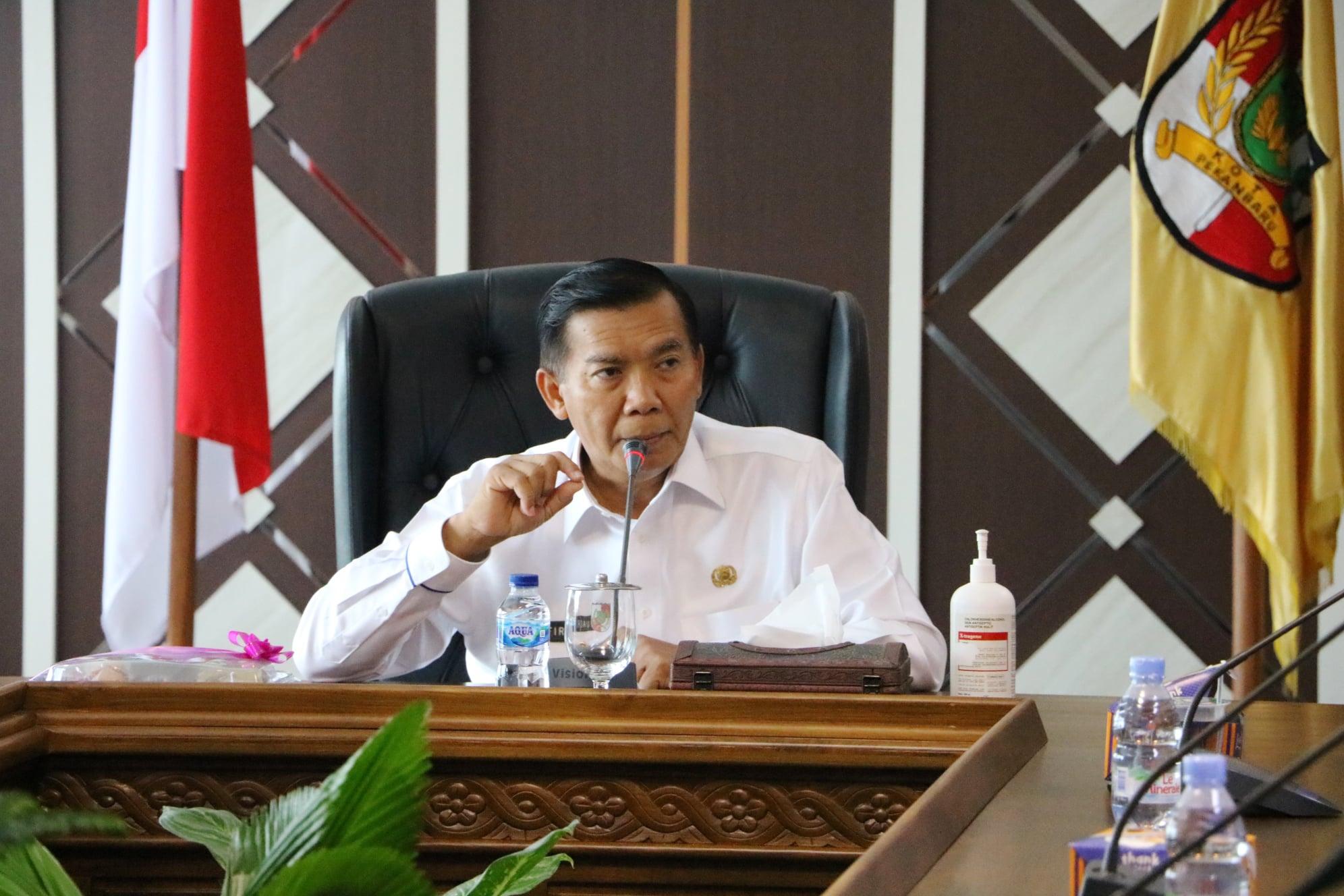 Image : Pekanbaru dan Riau Jadi Tujuan Pariwisata Halal, Tenaga Kerja Lulusan SMK dan Politeknik Dibutuhkan