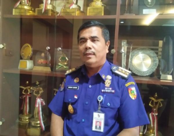 Usai Dipotong, Rangka Besi Bando Akan Dilelang Pemko
