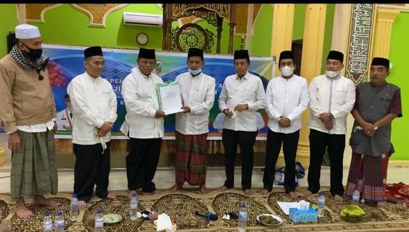 Image : Koperasi Syariah Masjid Paripurna Al-Ukhwah Kecamatan Tuah Madani Terbentuk