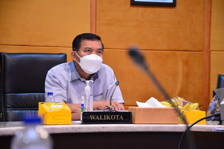 Wali Kota Pekanbaru: Hasil Evaluasi Sementara Kota Pekanbaru Turun ke Level 3