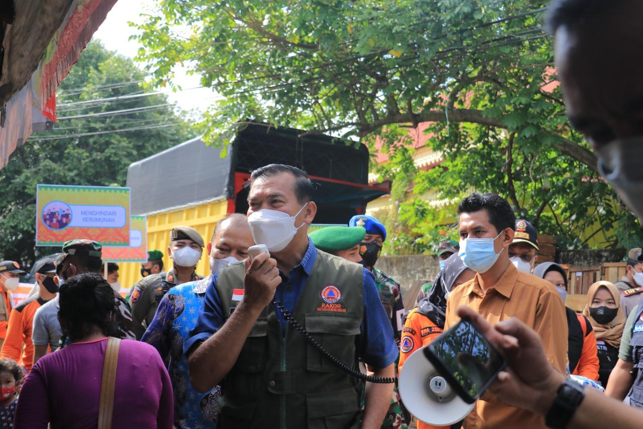 Wali Kota Pekanbaru Ingatkan Masyarakat Tetap Pakai Masker