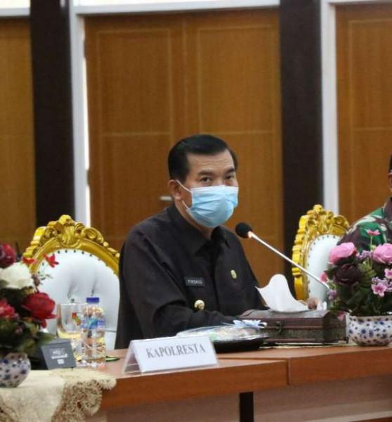 Walikota Tegaskan THL Merupakan Tenaga Kerja Sementara