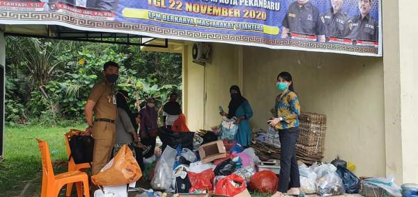 Lembah Damai Tetap Aman dan Bersih dari Sampah