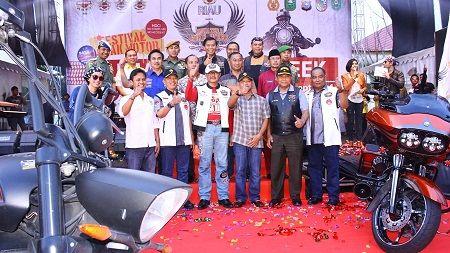 Pekanbaru Ramah Sambut Sumatera Bike Week 2014
