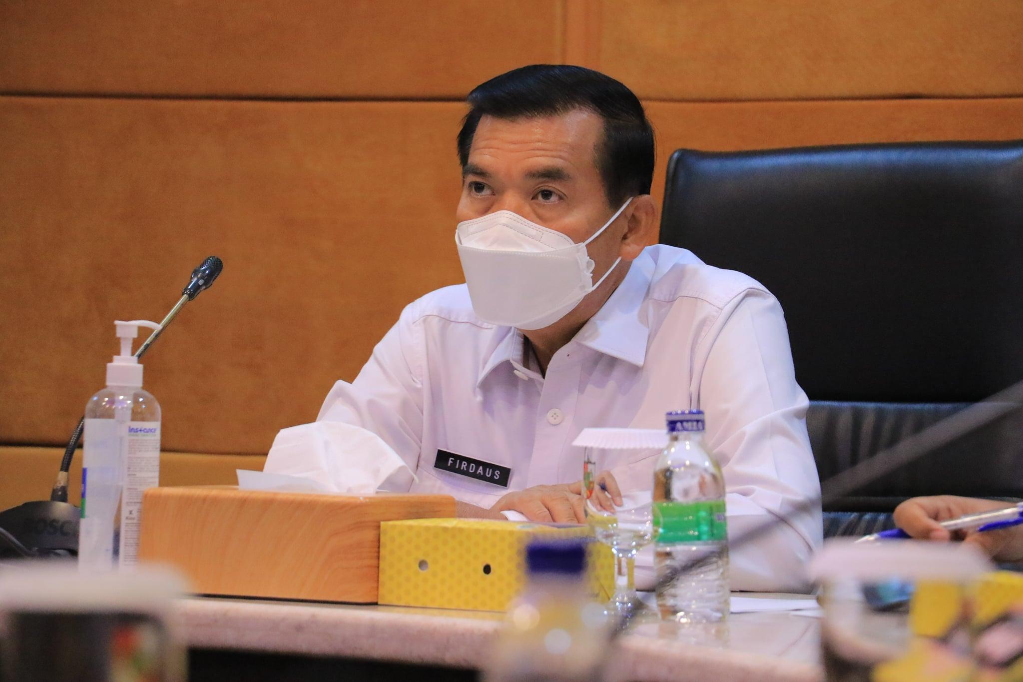 Kota Pekanbaru Sudah Penuhi Indikator Terapkan PPKM Level 3