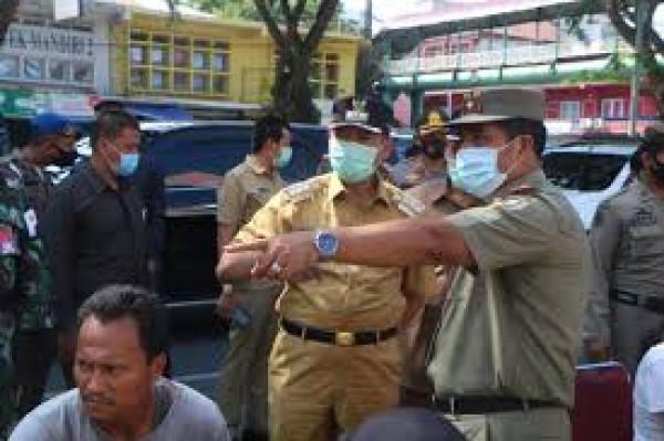 Razia Masker, Tim Yustisi Jaring 51 Pelanggar Protokol Kesehatan