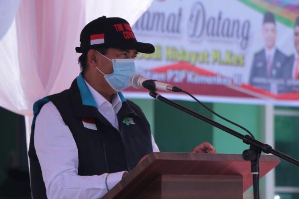 Wali Kota Dorong Vaksinasi Bagi Nakes Bisa Digesa