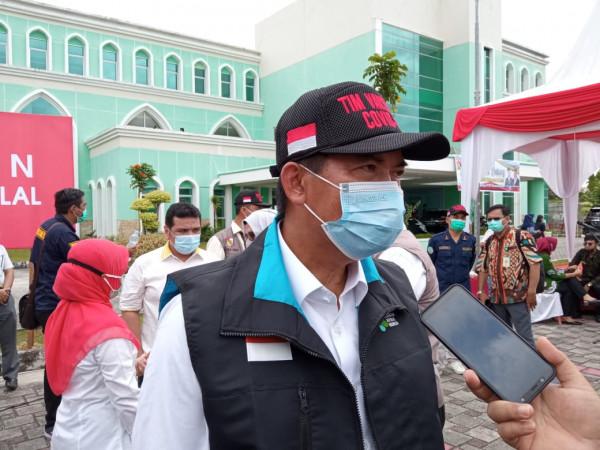 Percepatan Vaksinasi, Pelayanan Penyuntikan Libatkan 31 Rumah Sakit dan 21 Puskesmas