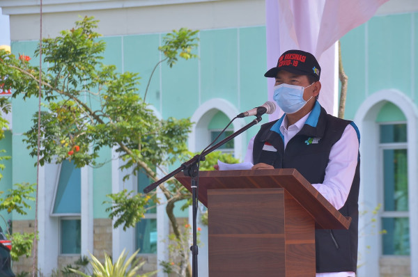 Wali Kota Pekanbaru Dorong Optimalkan Layanan RSD Madani