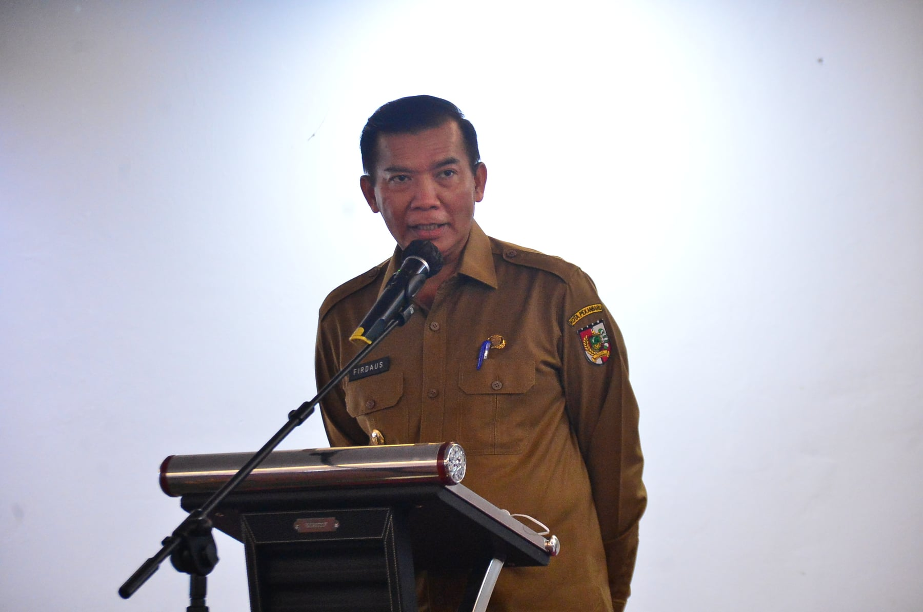 Wali Kota Pekanbaru: Warga di Zona Oranye dan Zona Merah Covid-19 Ibadah Ramadan di Rumah Saja