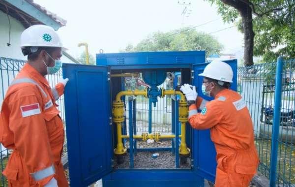 Gas In Masuk ke Rumah Warga Pekanbaru