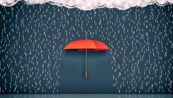 Malam Ini Sebagian Besar Daerah di Riau Berpotensi Hujan