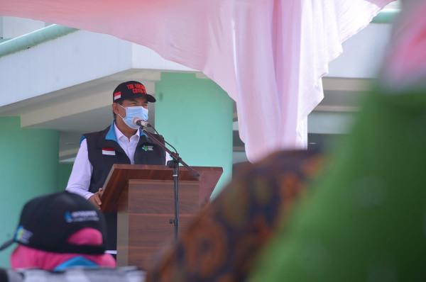 Perintah Wali Kota, Vaksinasi 14.353 Nakes Harus Rampung dalam 2 Hari