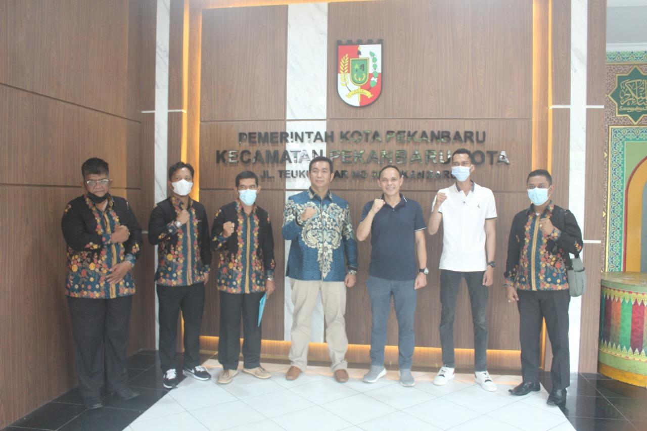 Pelajari Program Wali Kota, Padang Selatan Kunjungi Pekanbaru Kota