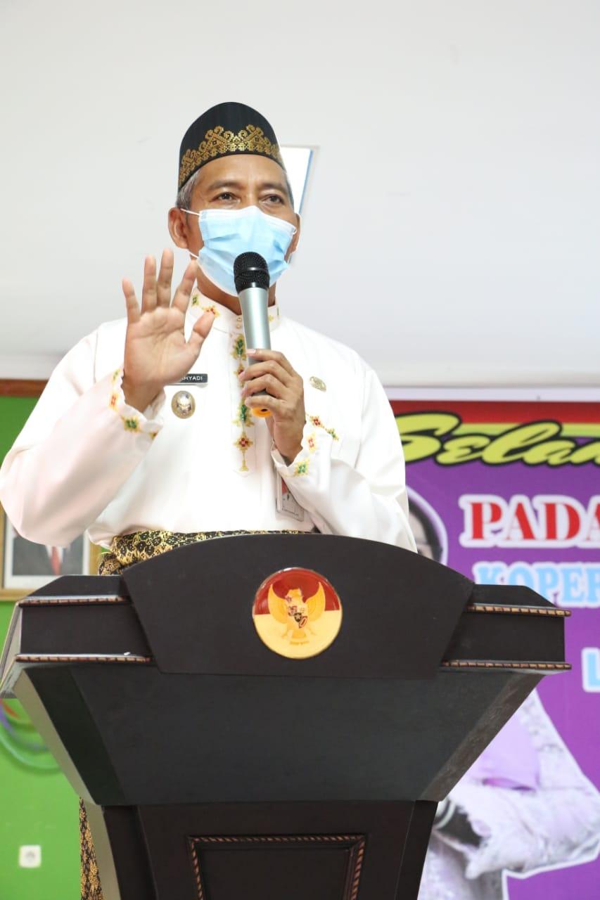 Wawako Apresiasi Hadirnya Koperasi Marwah Riau Sejahtera