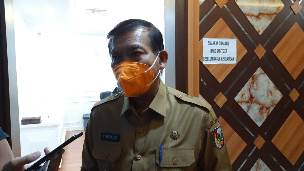 Image : Wali Kota Dorong DLHK Tindak Oknum Buang Sampah Sembarangan