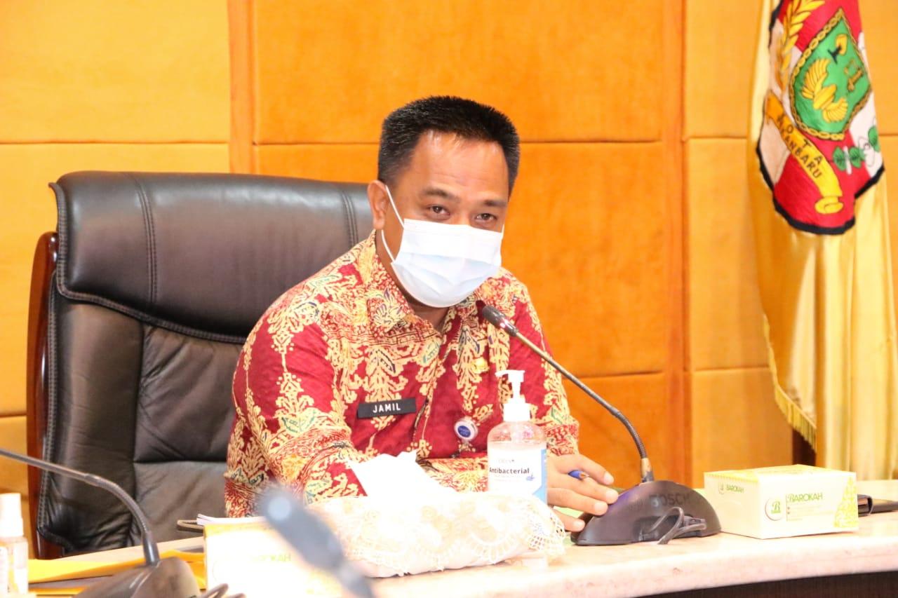 Pemko Belum Berencana Perpanjang PPKM di Pekanbaru