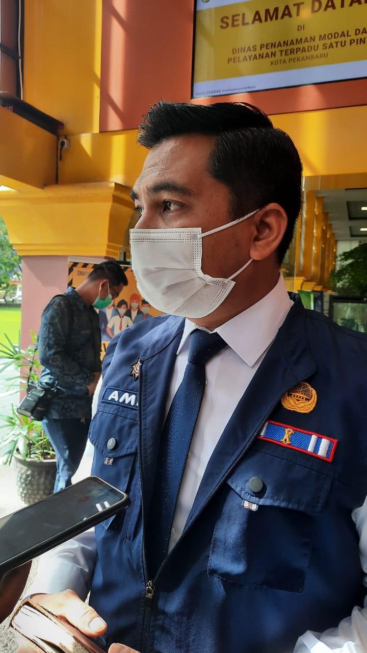 Tim Penilai Bersama Sepakati Nilai PBB Jalan Tol Permai Riau