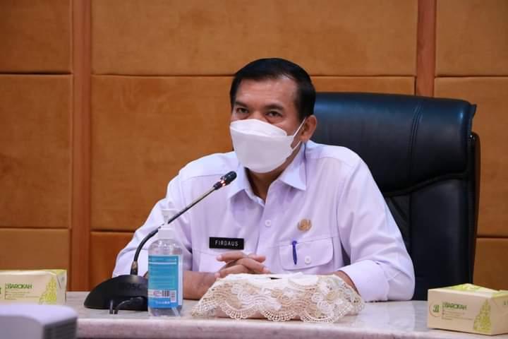 Image : Wali Kota Tegaskan Harus Lampirkan Surat Vaksin Saat Akses Layanan Publik