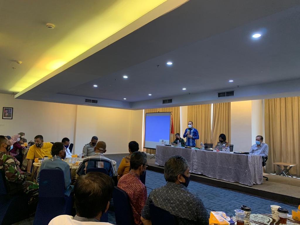 Penanganan Covid-19, Pekanbaru Kota Gelar Pertemuan dengan Ketua RW