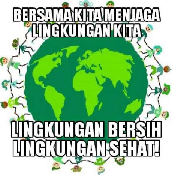 Jaga Lingkungan Tetap Bersih, Kecamatan Payung Sekaki Rutin Goro