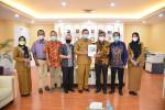 Image : Ketum APJP Migas Sampaikan Peluang Bisnis Blok Rokan ke Wali Kota