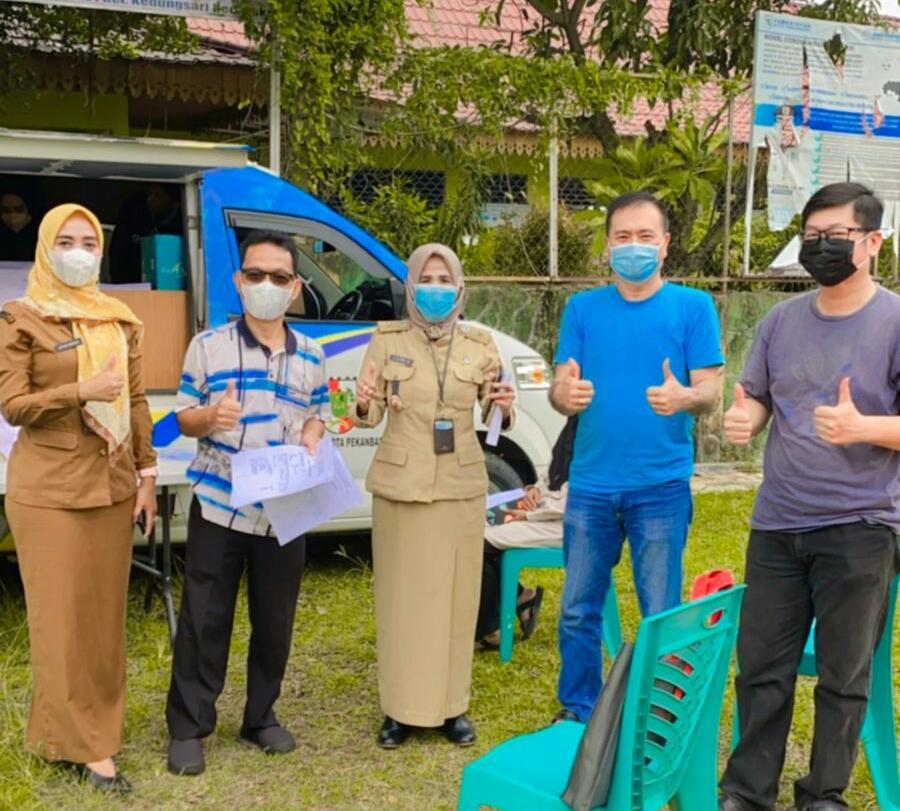 Kelurahan Kedung Sari Buka Posko Pembayaran PBB