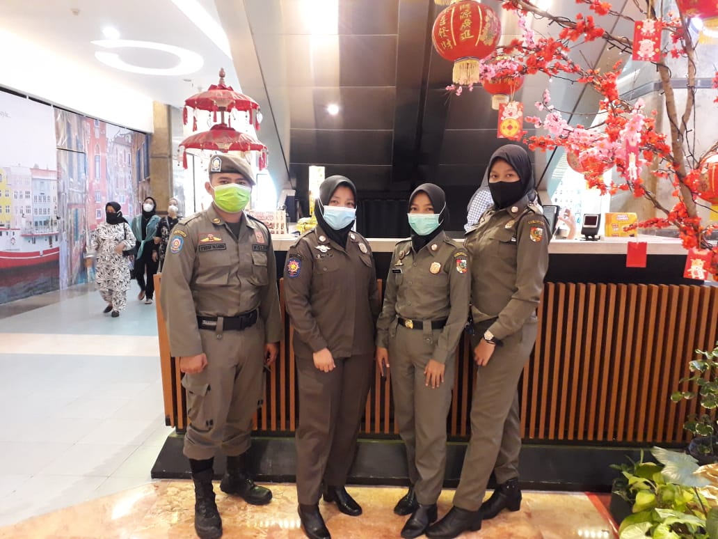 Pusat Perbelanjaan Akan Disanksi Bila Tak Terapkan Prokes