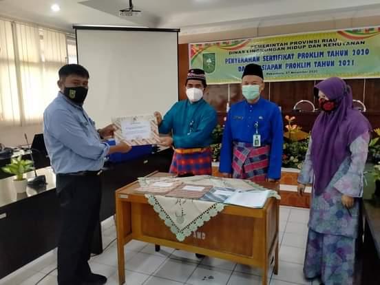Image : Kelurahan Tobek Godang, Kampung Iklim Indonesia