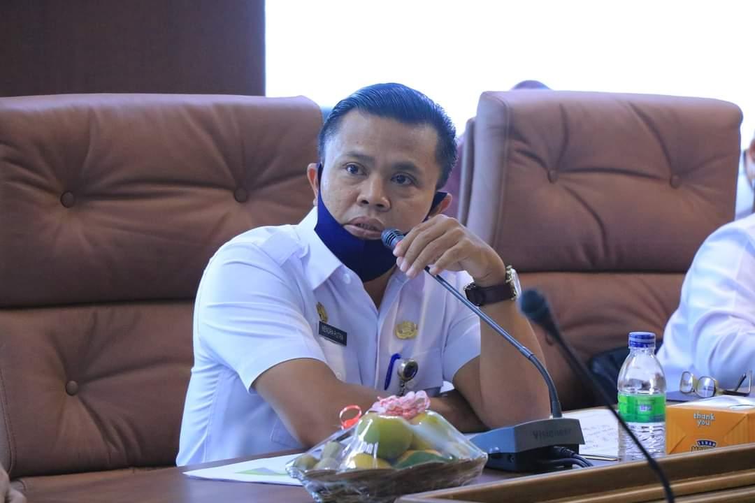 Tengku Kasim Ikuti Lomba Pasar Aman dan Sehat Tingkat Nasional