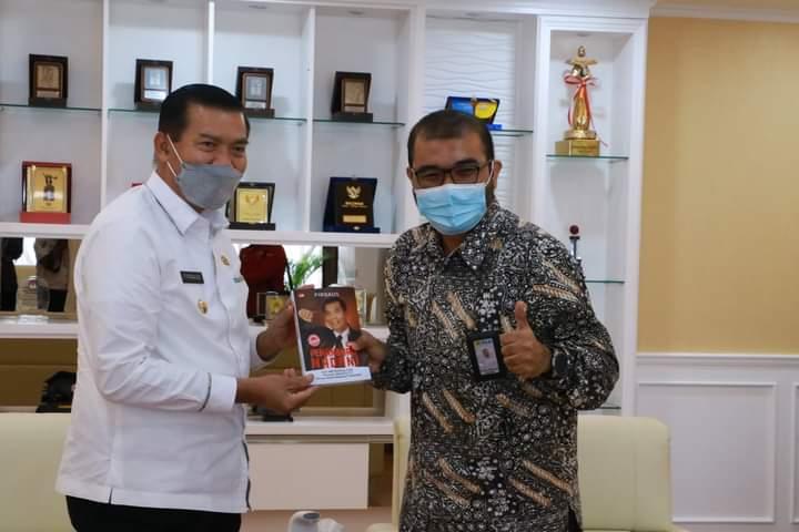 Wali Kota Sambut Kedatangan Manajer UP3 PLN